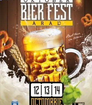 Oktober BierFest, la Arad. PROGRAM