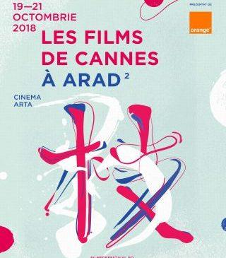 Les films de Cannes, ediția a II-a, la Arad