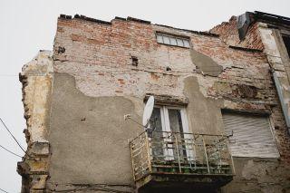 Impozite cu până la 500% mai mari pentru clădirile degradate din Arad