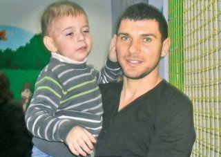 Denis, fiul lui Cosmin Paşcovici, a încetat din viaţă