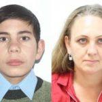 I-ați văzut? Un adolescent și o femeie, căutați de familii și Poliție