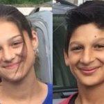 UPDATE Doi minori din Șiria au dispărut de acasă