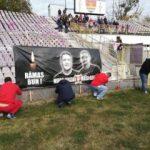 UTA Arad a învins ASU Politehnica Timişoara. Omagiu pentru cei doi suporteri decedați