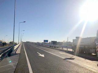 A fost deschisă circulația autovehiculelor pe pasajul rutier din zona CET