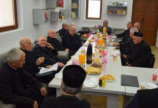 """,,Ceai bun pentru suflet"""", pentru preoții pensionari"""
