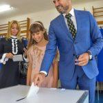 Primarul Gheorghe Falcă, prezent la referendum