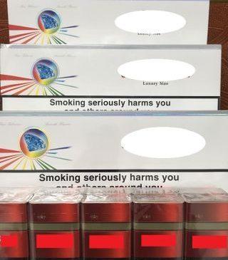 Cum a încercat o femeie să scape de țigările de contrabandă