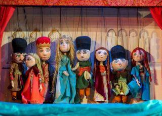Spectacolele Trupei Marionete, în luna februarie