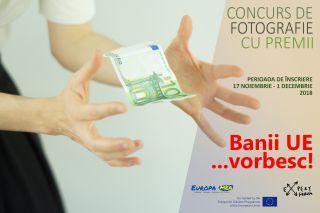 Concurs de fotografie. Cum s-au cheltuit banii UE în România?