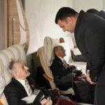 Veteranii de război au primit Distincţia Centenar