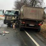 Accident pe DN 7, la Păuliș. O persoană, transportată la spital