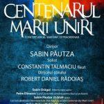 Concert simfonic dedicat Centenarului Marii Uniri, la Filarmonica de Stat Arad