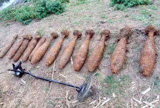 UPDATE Bombe descoperite la marginea municipiului Arad