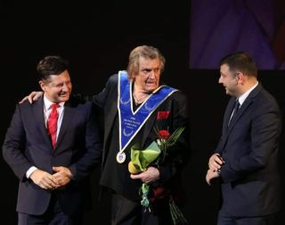 Florin Piersic, distins cu Colanul Marii Uniri