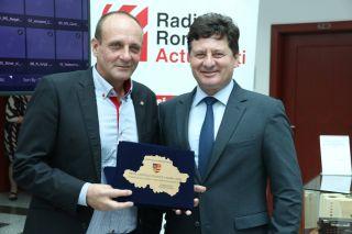 Postul Radio România, sărbătorit la Consiliul Județean Arad