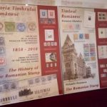 """Expoziția """"Istoria timbrului românesc"""", în clădirea Preparandiei"""