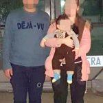 Bebeluș de 9 luni, printre migranții reținuți la Turnu