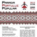 1.000 de oameni prezintă tradiţiile Aradului la Parada Portului Popular