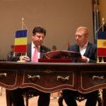 Județul Arad s-a înfrățit cu Raionul Ialoveni din Republica Moldova