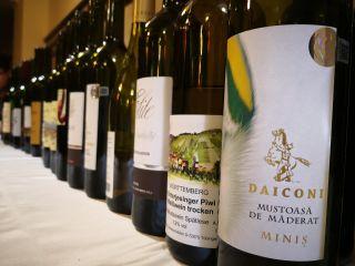 Un vin din Podgoria Aradului a fost distins cu Marea Medalie de Aur la un concurs internațional