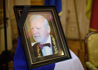 Aurel Ardelean va fi înmormântat cu onoruri militare