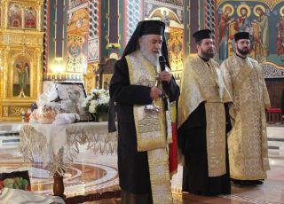 Regele Mihai a fost pomenit în Catedrala Arhiepiscopală din Arad