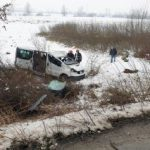 Accident pe DN 7. Trei persoane au fost rănite