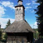 Biserica de lemn de la Vidra, în așteptarea fondurilor pentru restaurare