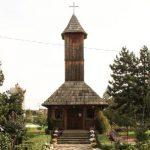 Biserica de lemn din curtea Spitalului Județean, printre cele mai vechi din județul Arad