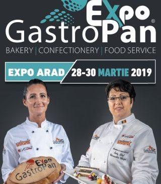 Pâinea, Tortul şi Produsele Anului 2019 vor fi premiate la GastroPan