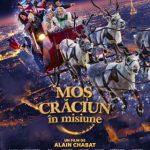"""""""Moș Crăciun în misiune"""", ultima proiecție din 2018, la cinematograful din Grădiște"""