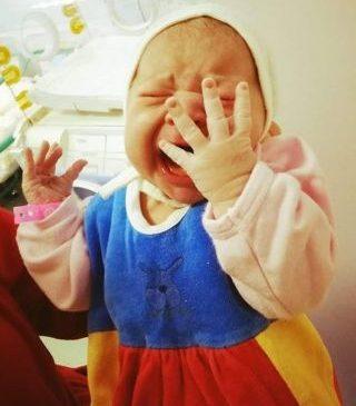 """O fetiță născută la Timișoara a fost numită """"Copilul Centenarului"""""""