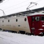 Trenuri cu sute de călători, oprite din cauza viscolului
