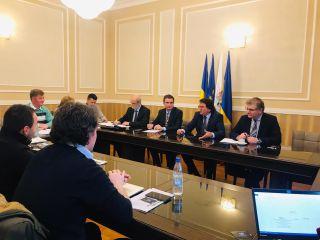 Colaborarea pe programe culturale – tema celei de-a doua întâlniri de lucru a Alianței Vestului