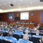Jandarmii arădeni și-au prezentat activitatea din anul 2018