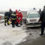 UPDATE Accidente în județul Arad. Un om a murit, iar mai multe persoane sunt rănite