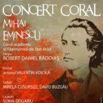 Muzică și poezie la Filarmonica de Stat Arad, de Ziua Culturii Naționale