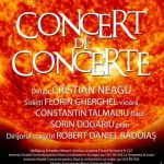 Concert de concerte pe scena Filarmonicii de Stat Arad