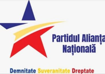 Partidul Alianţa Naţională, o nouă formaţiune pe scena politică românească