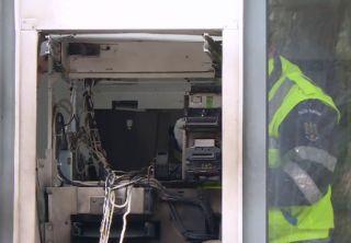 Cinci persoane trimise în judecată în cazul bancomatului din Alfa distrus prin explozie