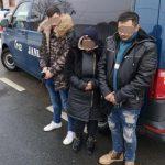 Prinși după ce au furat dintr-un magazin din centrul Aradului