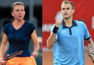 Simona Halep şi Marius Copil vor juca împreună într-un meci demonstrativ