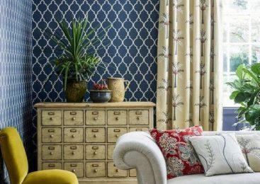 Bucură-te de cele mai inovatoare creații ale design-ului de interior cu tapetul Viles!