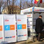 Alianța 2020 USR PLUS a lansat campania de strângere de semnături în Arad