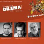 Conferințele Dilema veche, la Arad. Daniel Funeriu, Mircea Vasilescu și Andrei Pleșu, invitați