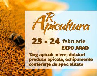 ARpicultura în 23 și 24 februarie, la Expo Arad