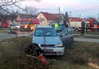 Accident în municipiul Arad. O persoană a murit, alte două au fost rănite