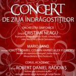 Seară de muzică dedicată îndrăgostiților la Filarmonica de Stat Arad