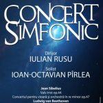 Concert pe scena Filarmonicii de Stat Arad