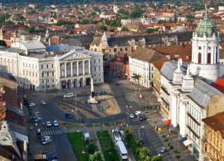 Studiu GfK. Aradul va avea o dezvoltare mai mare decât Bucureștiul